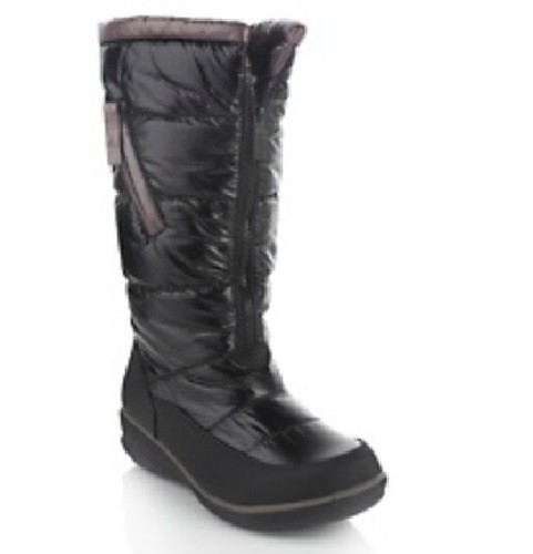 Sporto Anna Waterproof Quilted Winter Boots W Zipper