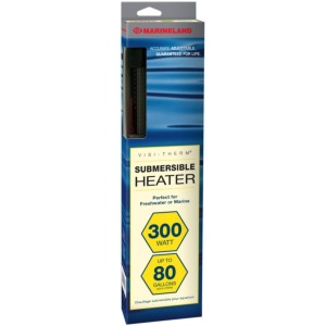 Visi Therm Deluxe 300 Watt Submersible Aquarium Heater Ebay
