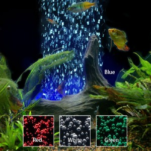 marineland led bubble wand fish aquarium air curtain ebay. Black Bedroom Furniture Sets. Home Design Ideas