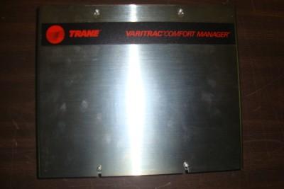 Trane Varitrac Comfort Manager manual