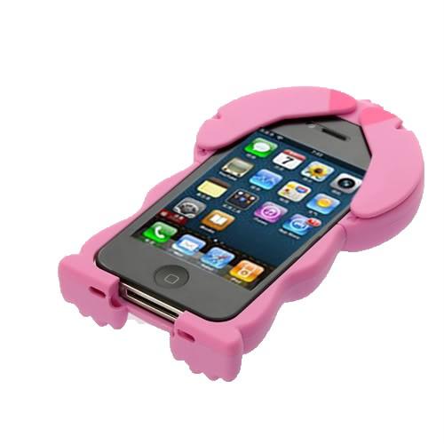 neu stitch iphone 5 5s rosa lilo stitch disney case. Black Bedroom Furniture Sets. Home Design Ideas
