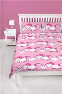 despicable me 3 daydream einhorn einzeln doppelbett bettbezug m dchen bettw sche ebay. Black Bedroom Furniture Sets. Home Design Ideas