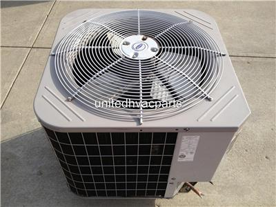 Carrier Central Air Conditioner Heat Pump Condenser 3 0