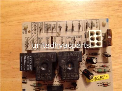 honeywell st9120c 4057 furnace circuit control board hq1011927hw st9120c4057 ebay. Black Bedroom Furniture Sets. Home Design Ideas