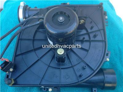 Carrier Bryant Hc27cb116 Magnetek Je1d010n Draft Inducer