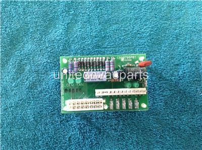 American Standard Trane Cnt03600 Fan Circuit Control Board