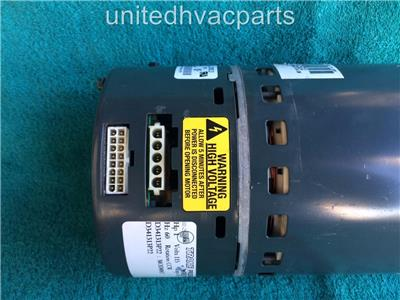 Trane mod00837 d341313p22 variable speed furnace motor ebay for Variable speed motor furnace