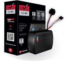 fortin evo-chrt4 plug and play remote start