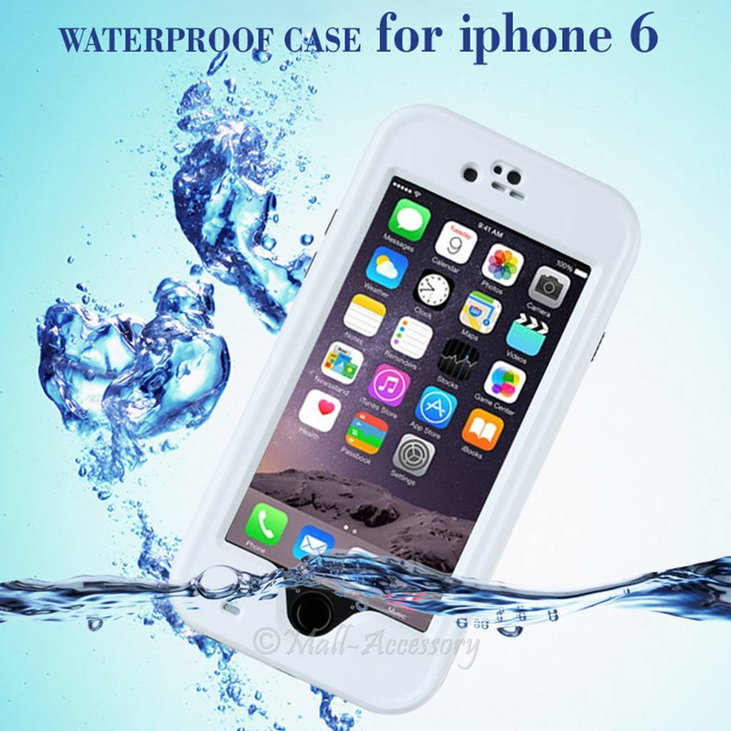 backing up iphone redpepper waterproof cover for apple iphone 6 4 7 1787