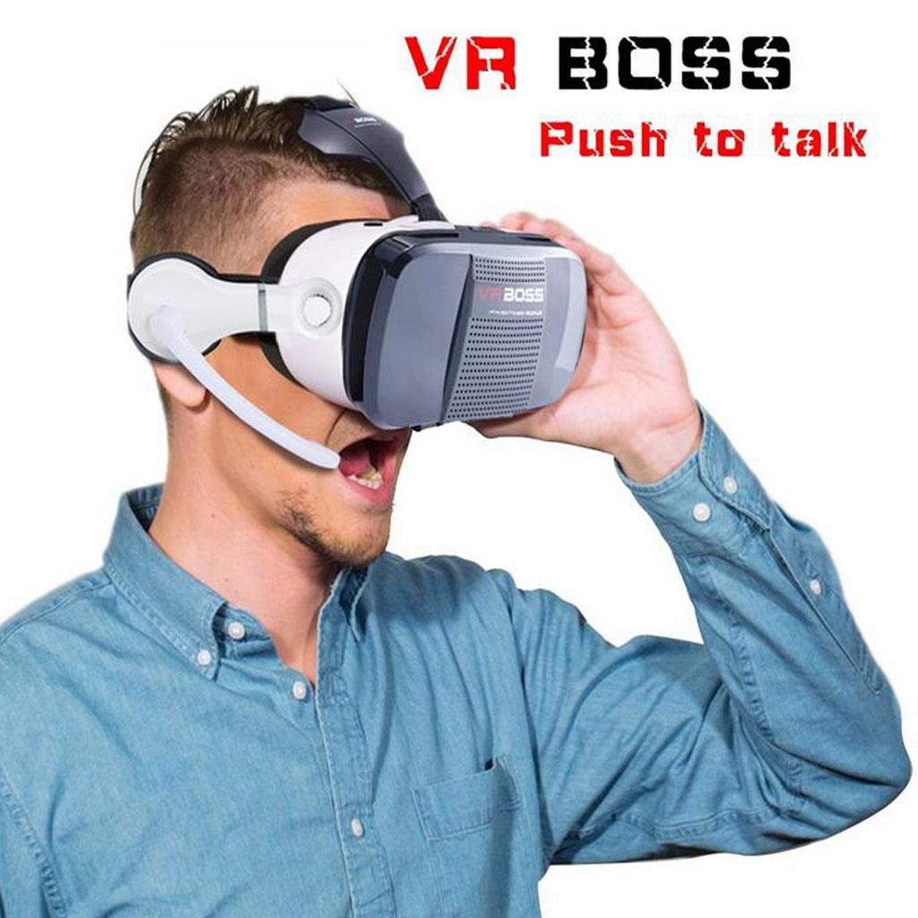 Vr Headset Vr Boss Virtual Reality Glasses