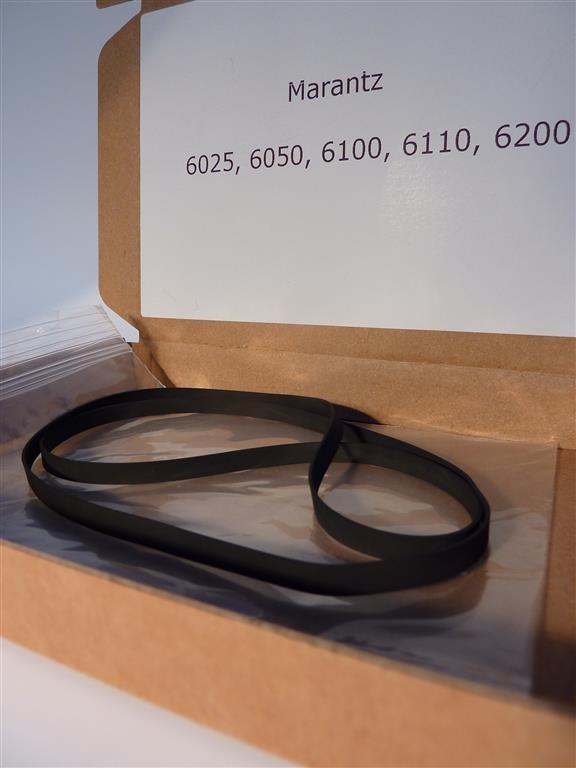 For MARANTZ 6025 6050 6100 6110 6200 TT-140 TT-151 TT1020 TT1060 turntable belt+