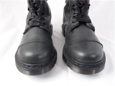 Dr martens 1460 BEX Black Smooth 8eyes Boots Shoes 25345001 UK3 7 100% Authentic | eBay
