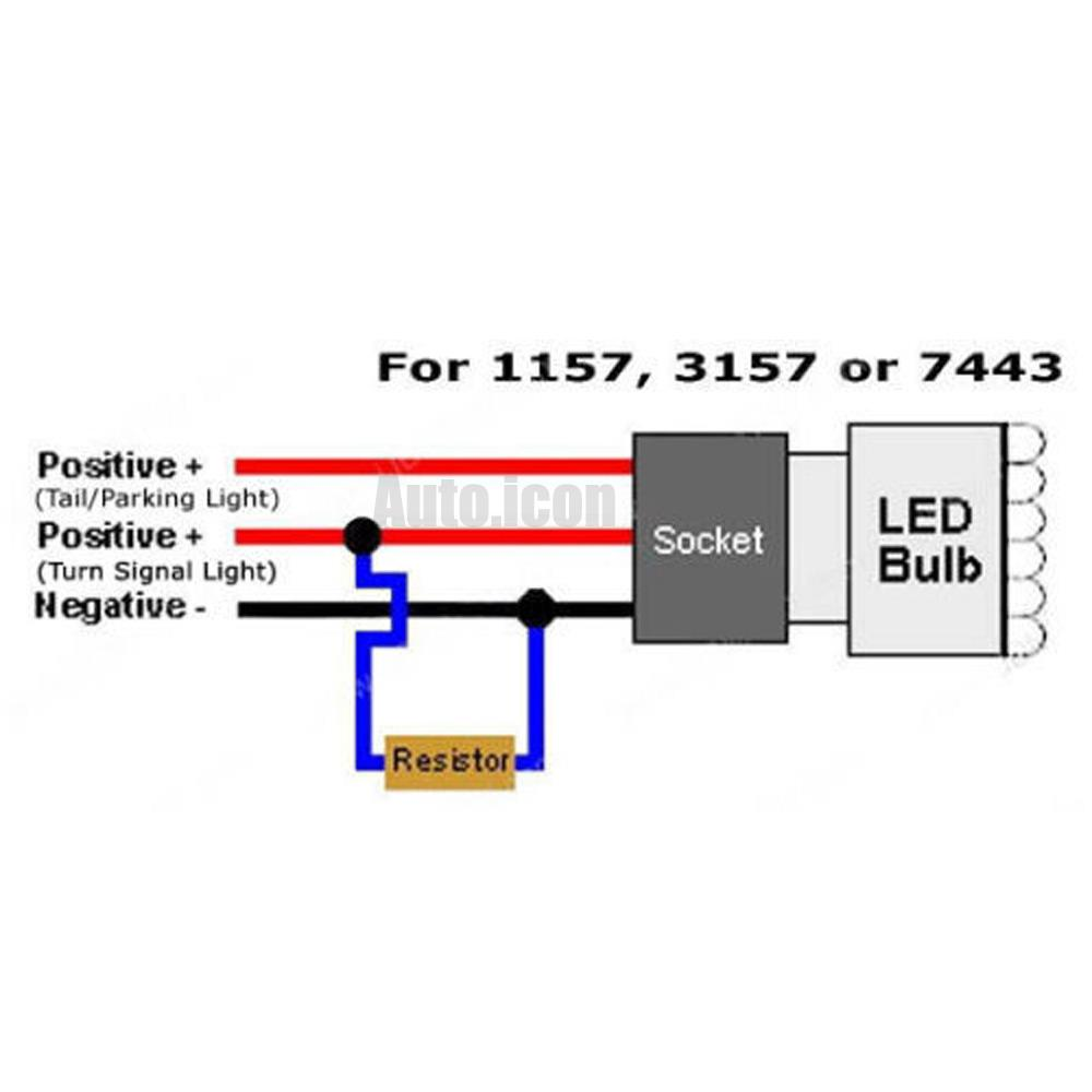 Smd Led Wiring Diagram Switchback 28 Kit For Suzuki Hayabusa Turn Signal As Daytime Installation Need Some And Professional Skill Installing