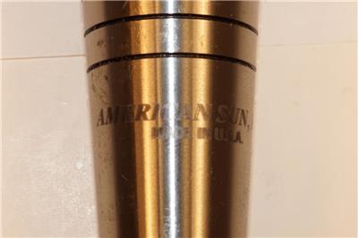 "NOS American Sun USA 1//4/"" Tap 3/"" Extension 3//4/"" Shank CNC Mill MOD-920-1 28-C1"