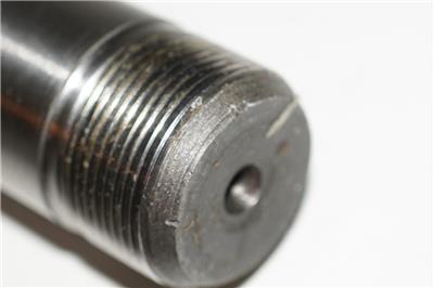 New Qualcut UK Made 21mm 6 Flute HSS No4300 25mm Shank End Mill