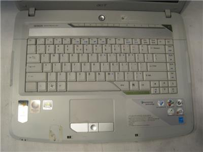 Acer Aspire 5520 series Laptop - ICW50 *NO BOOT - PARTS / REPAIR* | eBay