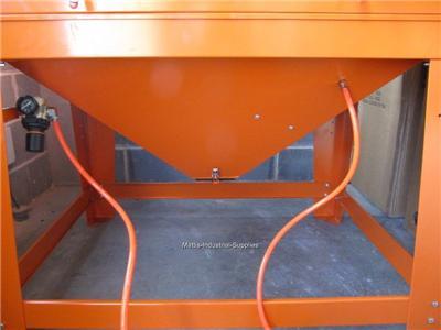 Large Industrial Sand Blasting Cabinet Sbc990 Blast