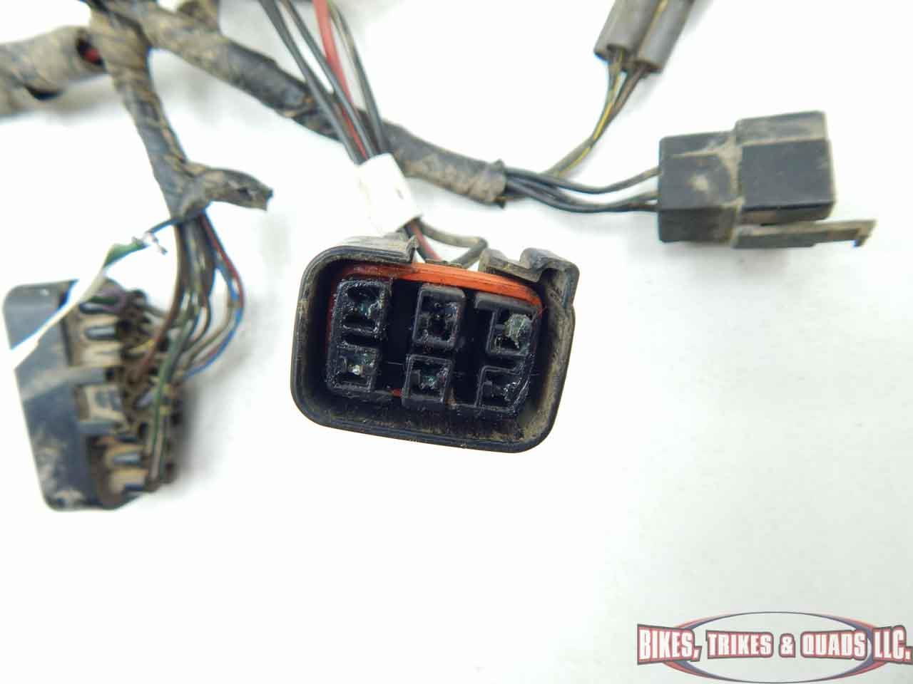 2003 suzuki quadsport ltz 400 wiring harness loom ebay. Black Bedroom Furniture Sets. Home Design Ideas