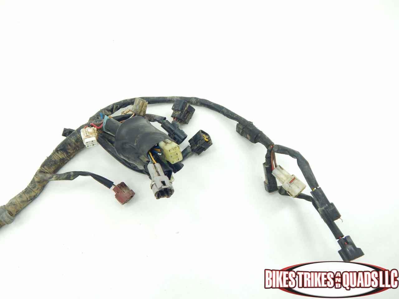 yfz 450 wire harness yamaha yfz 450 wiring harness loom 04 05 ebay