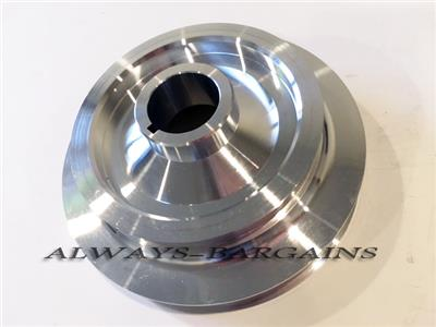 Underdrive Pulley Benefits