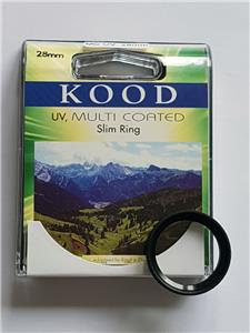 Kood multicapa Super Slim UV Filtro 62mm UVMC Multi Coated Filtro 62mm