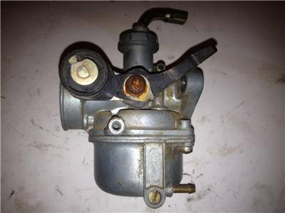 chinese honda clone 72cc motorcycle motor carburetor #00844   ebay