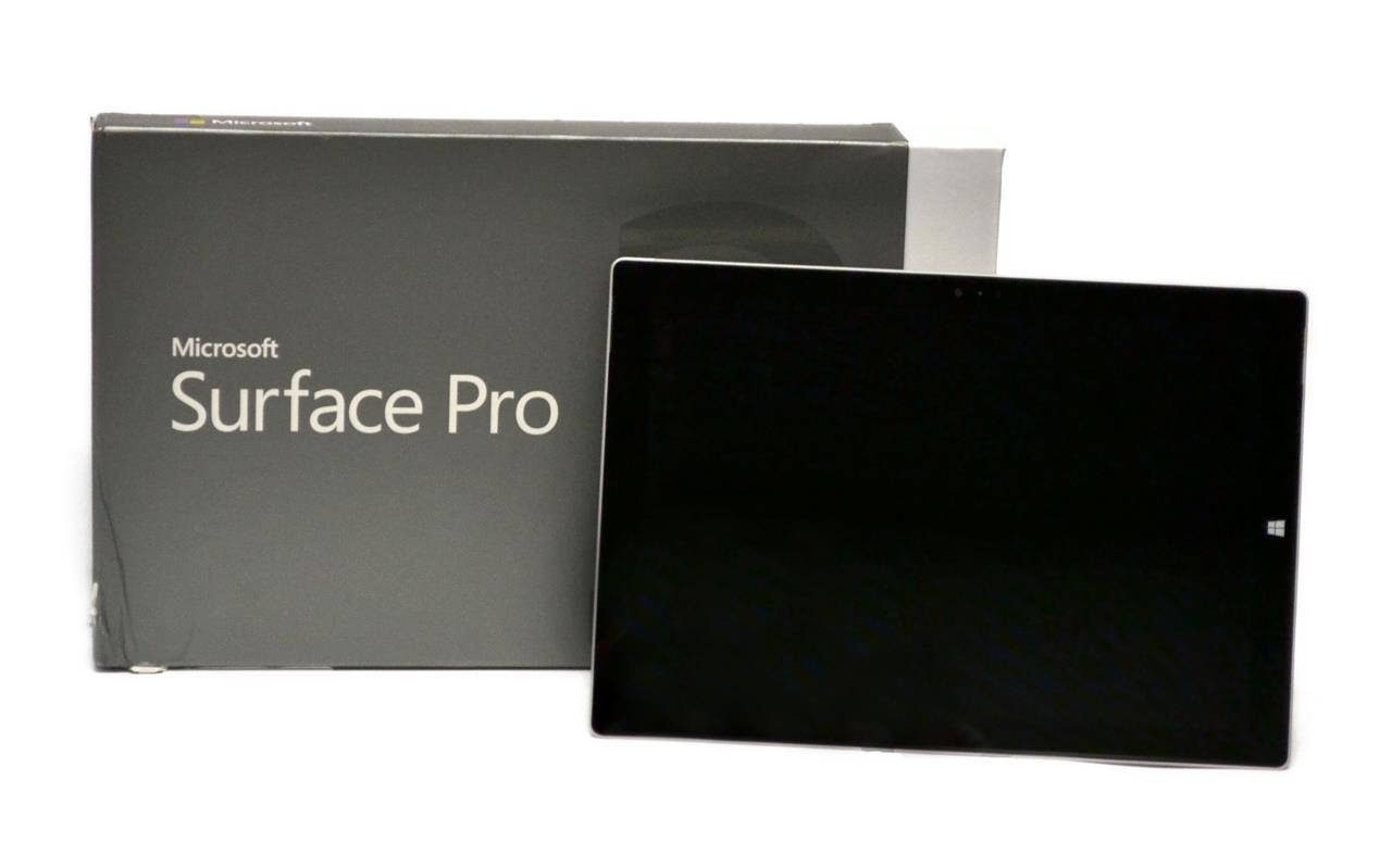 microsoft surface pro 3 intel core i5 processor 128gb ebay. Black Bedroom Furniture Sets. Home Design Ideas