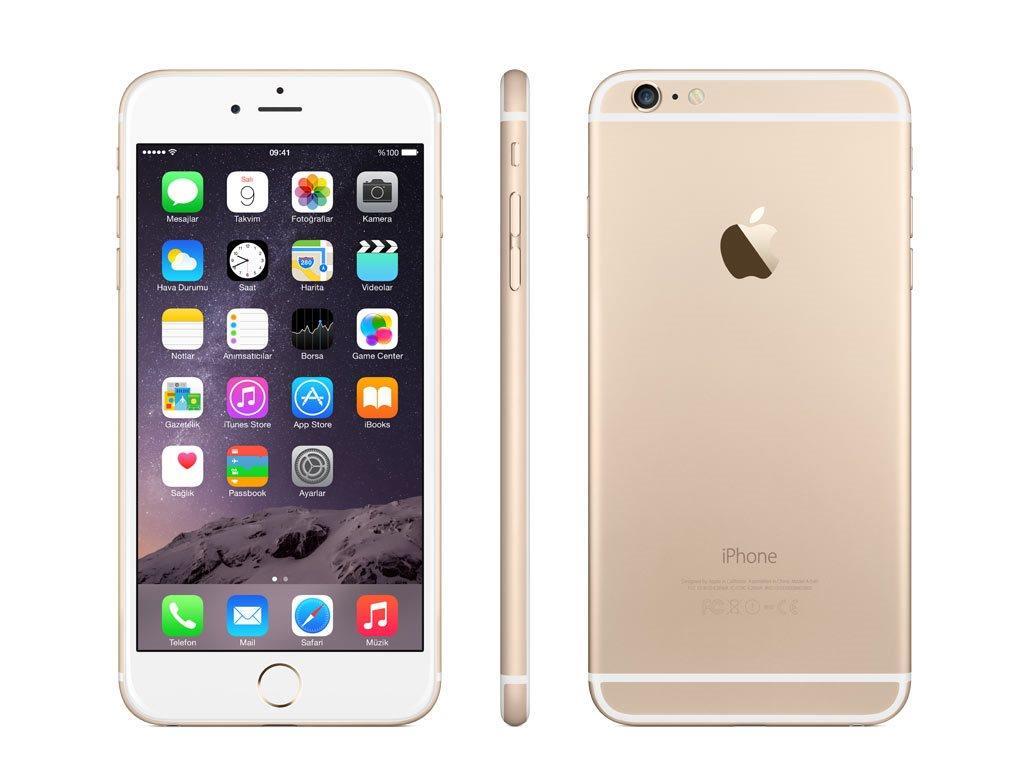 apple iphone 6 16gb factory unlocked smartphone gold. Black Bedroom Furniture Sets. Home Design Ideas