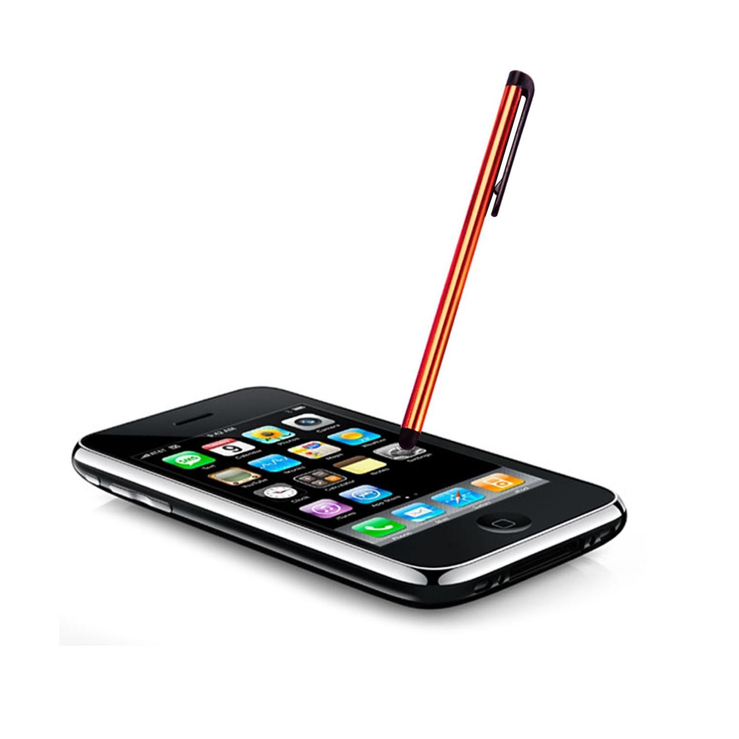 For Apple iPod Touch 4th Gen Aluminum Armor Cosmo Slim ...  Ipod Stylus