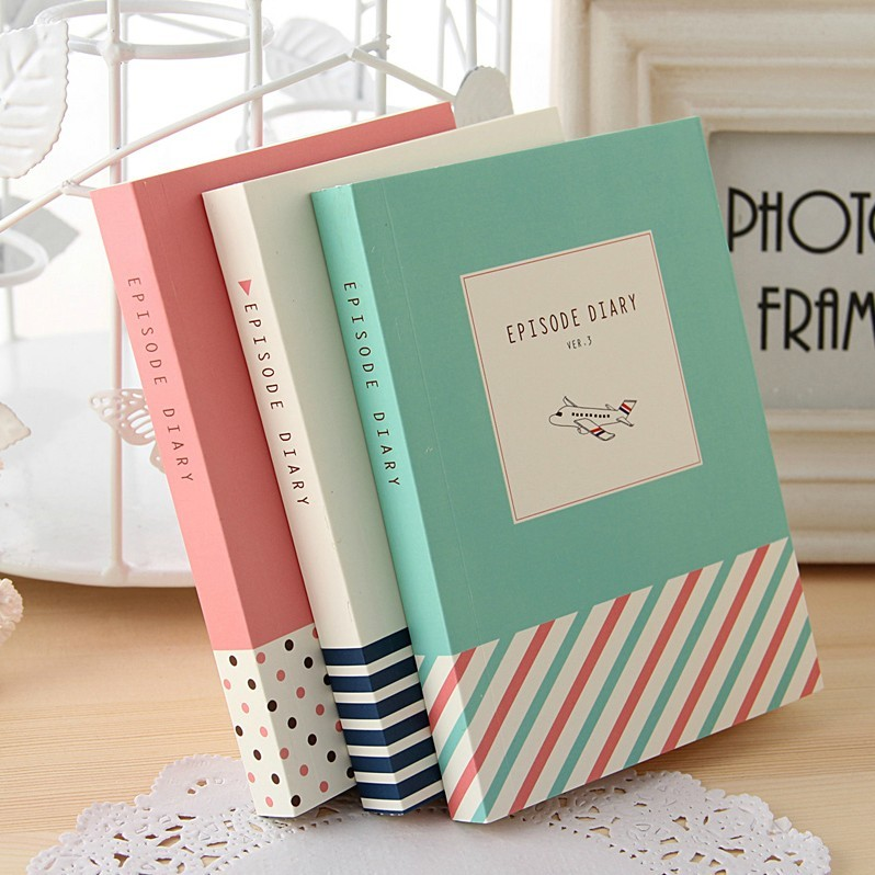 """""""Episode"""" 1pc Journal Diary Cute Pocket Planner Blank ... - photo#1"""