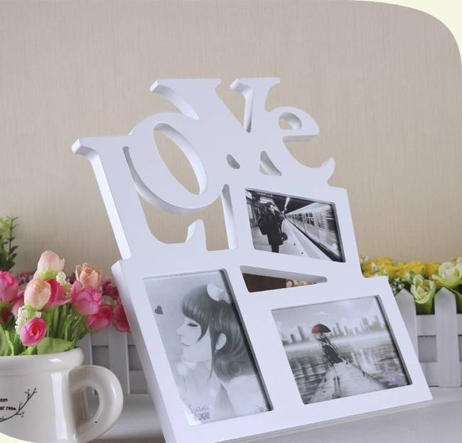 Quot Trinity Quot Tabletop Hanging Picture Multi Photo Collage