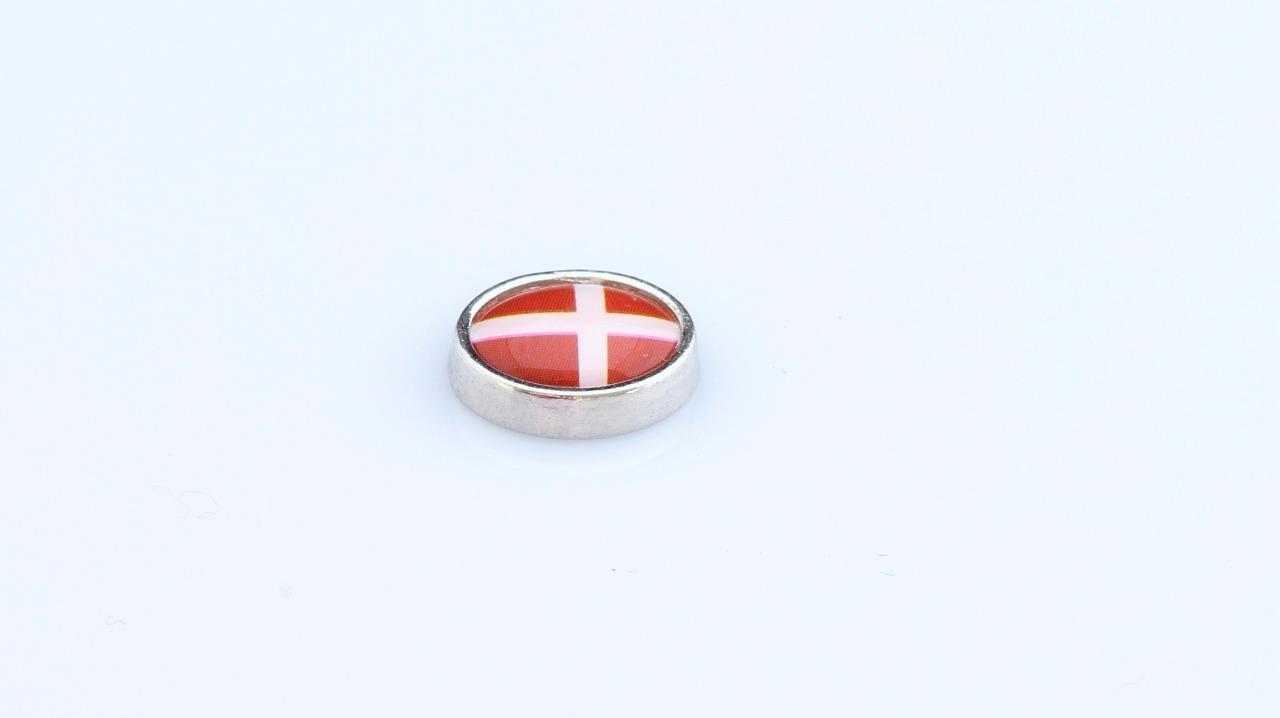Silver Maple Leaf Charm Bracelet
