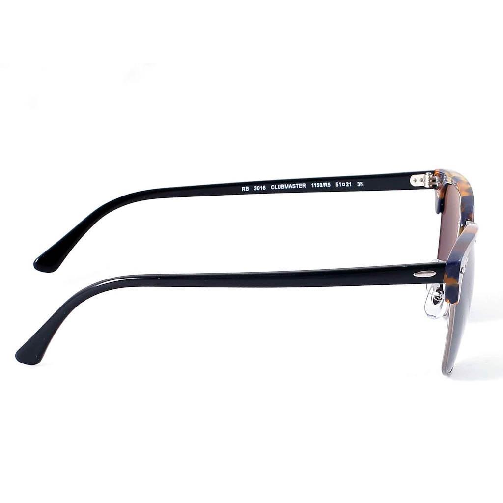 0dfc9c09b828 Luxottica Ray Ban Clubmaster Eyeglasses Gray « Heritage Malta