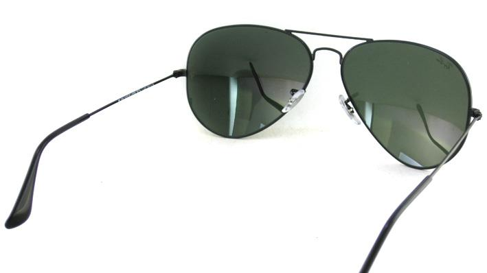 ffacb9373c ray ban rb3026 large aviator ii sunglasses l2821 black g 15xlt lens 62mm