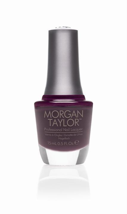 MORGAN TAYLOR Professional Nail Lacquer Polish Purples