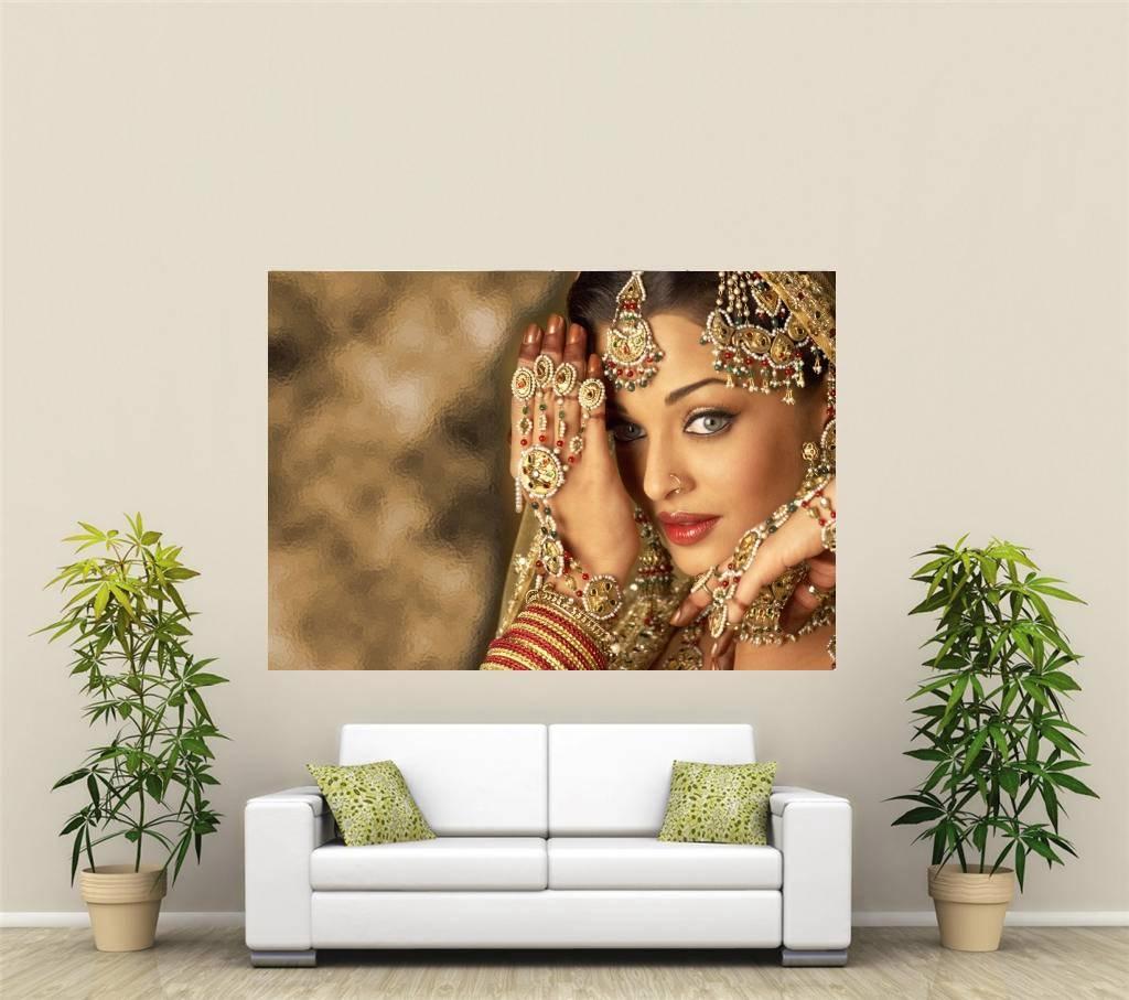 bollywood aishwarya rai riesiges 1 st ck wandkunst plakat b102 ebay. Black Bedroom Furniture Sets. Home Design Ideas