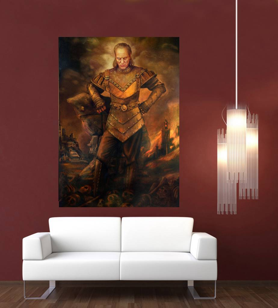 ghostbusters 2 vigo riesig 1 teile wandkunst poster tvf185 ebay. Black Bedroom Furniture Sets. Home Design Ideas