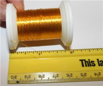 Madeira Machine Embroidery Rayon 200m Thread 1190 Gold Green