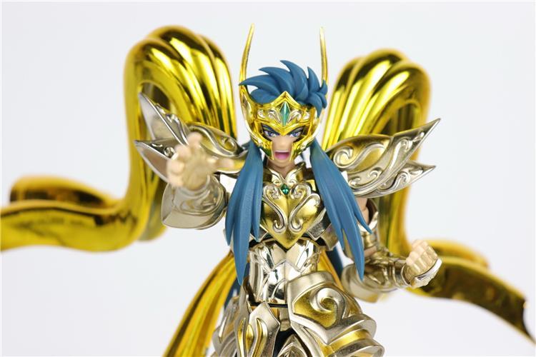 Great Toys Saint Seiya Myth Cloth Sog Ex Aquarius Verseau Camus Action Figure Ebay