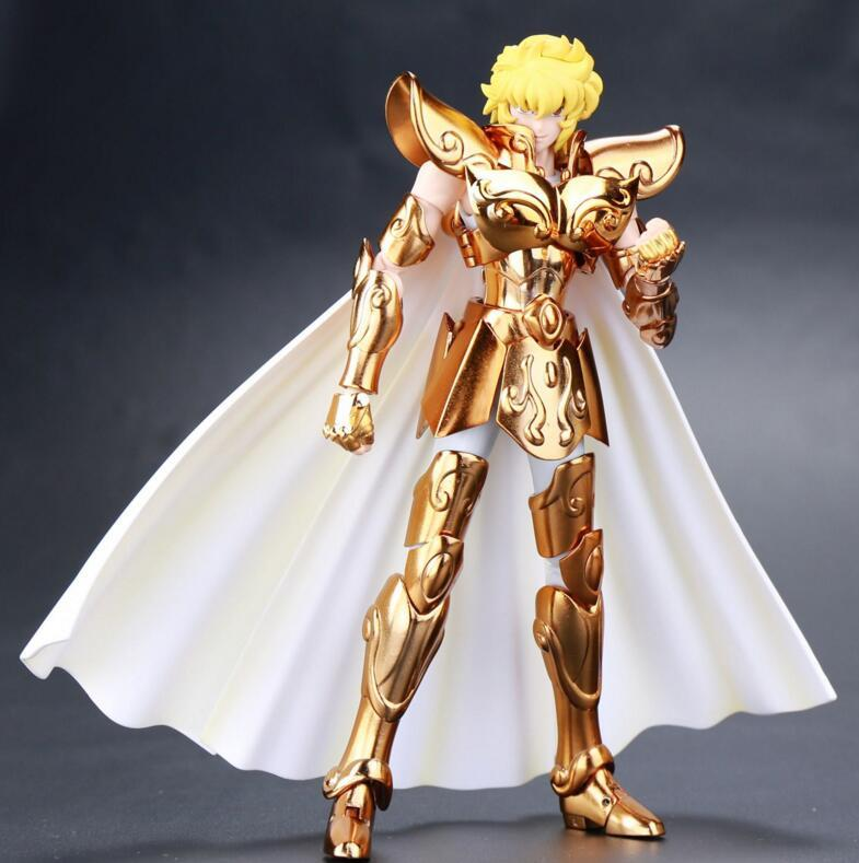 ST MC Saint Seiya EX Taurus Taureau Aldebaran Myth Cloth Action Figure