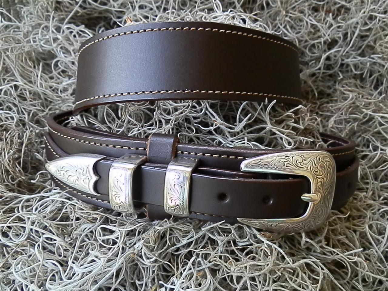 ranger belts handmade brown custom ranger belt ebay 7662