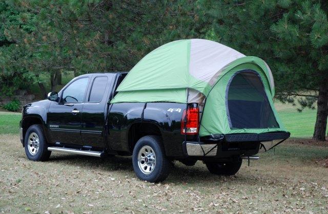 Napier 13022 Full Size 6.5' Short Box Backroadz 3 Season ...  |Box Truck Tent