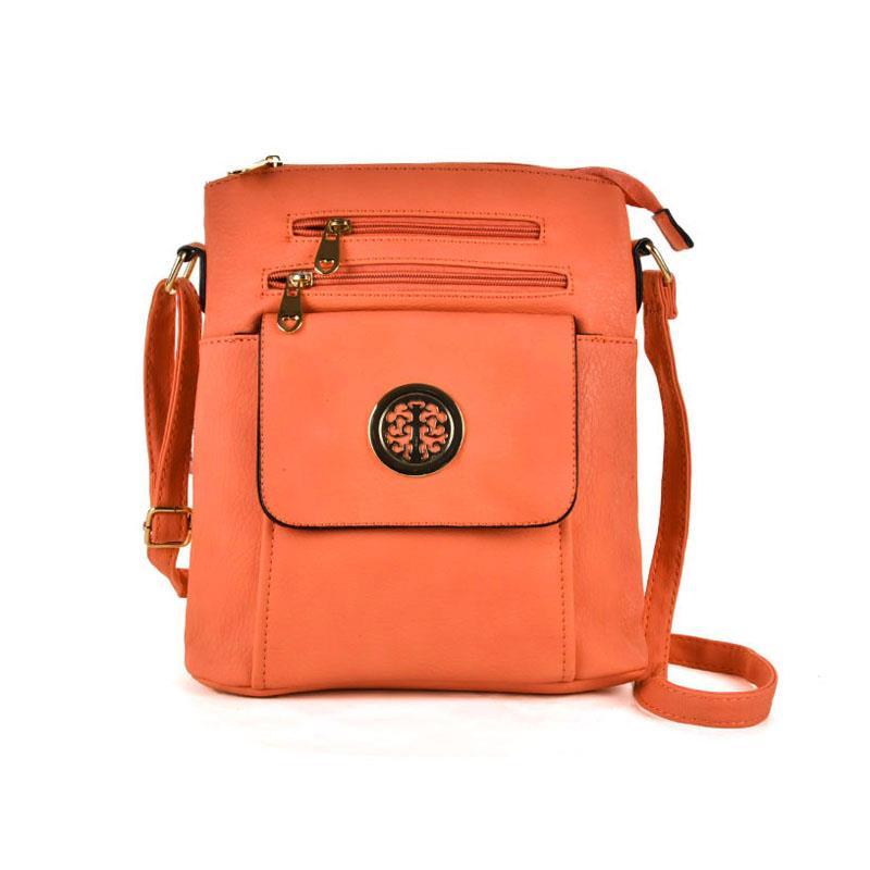 BN-Medium-Ladies-Cross-Body-Bags-Leather-Style-Designer-Women-Shoulder-Handbags