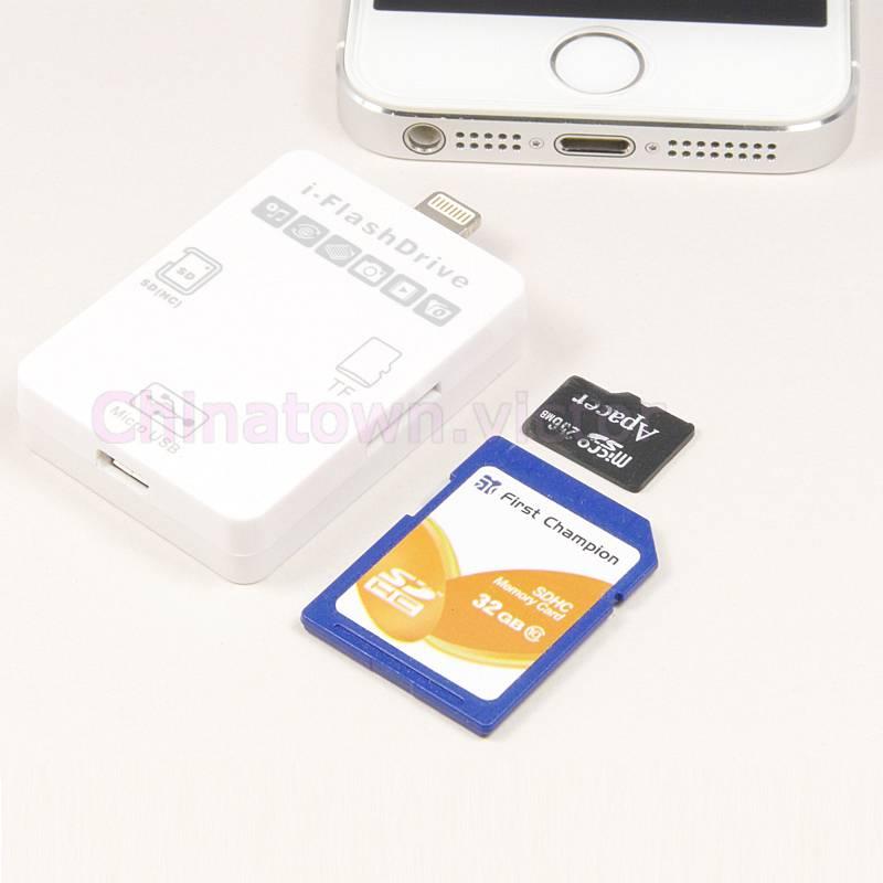 Iphone Sd Card Reader Target
