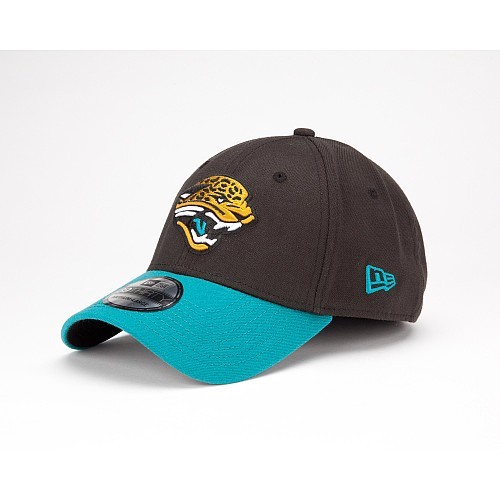 jacksonville jaguars nfl new era 39thirty hat cap flex. Black Bedroom Furniture Sets. Home Design Ideas