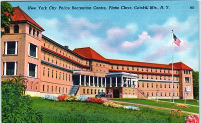 PLATTE CLOVE, NY Catskills New York City POLICE RECREATION CENTRE