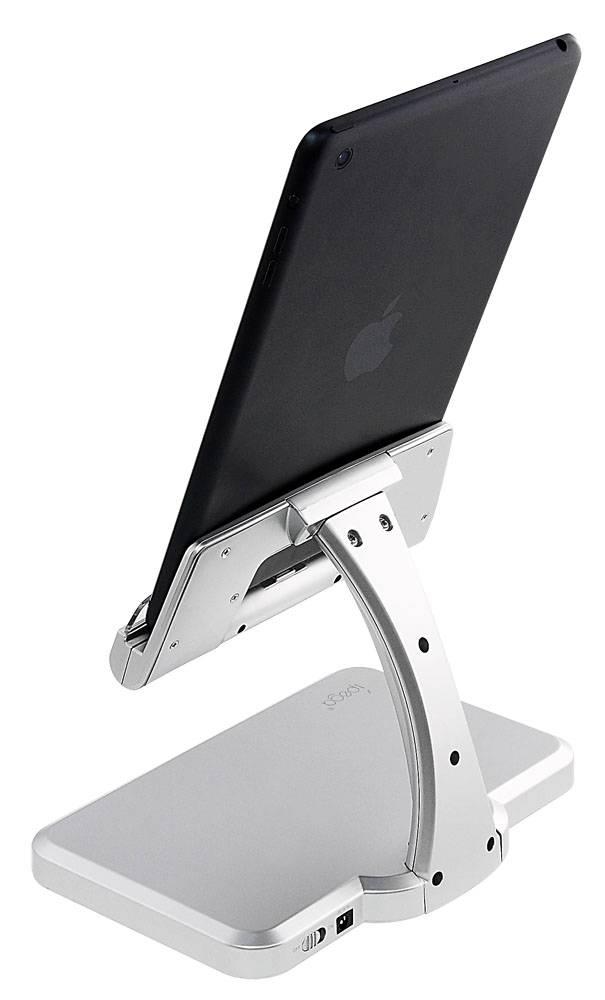 charging dock desktop stand for ipad air ipad mini ipad. Black Bedroom Furniture Sets. Home Design Ideas