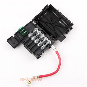 oe fuse box holder battery terminal for vw golf jetta mk4 ... 2001 volkswagen beetle battery fuse box