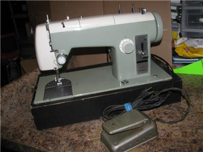 Vintage Sears Kenmore Sewing Machine Model 4040 As Is For Parts Classy Sears Sewing Machine Parts