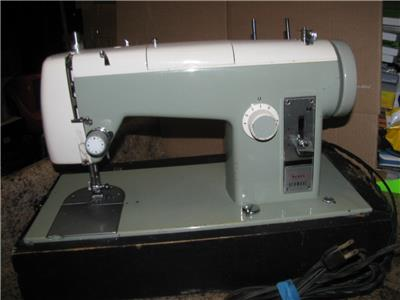 Vintage Sears Kenmore Sewing Machine Model 4040 As Is For Parts Simple Sears Sewing Machine Parts
